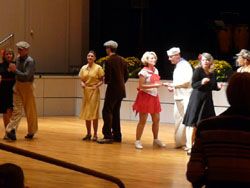 TC Couronne mit Swing-Show
