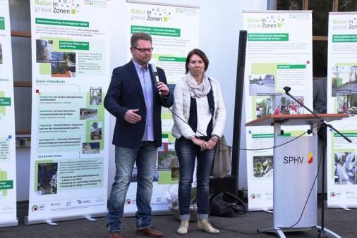 J.Stehlik und B.Kröhn (Foto: HJ Janik)