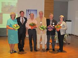 Stiftungsforum 2012 - Der neue alte Vorstand