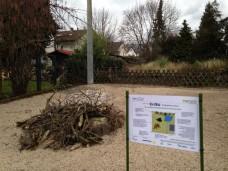 EnBW: entsiegelte noch nicht bepflanzte Fläche