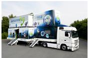 Expeditionsmobil der BaWü-Stiftung