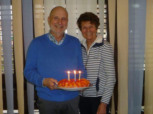 Jürgen und Doris Braun
