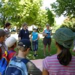 Kennenlernen im Gerbersruhpark