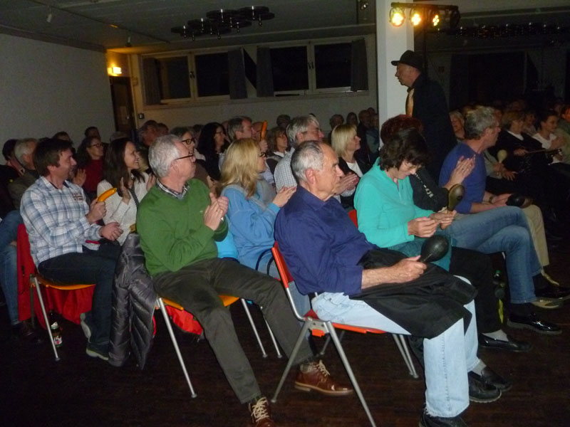 Aktives Publikum