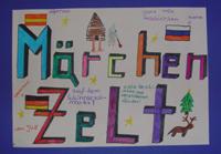 Plakat zum Maerchenzelt