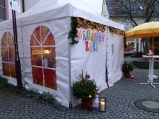 Ansicht Märchenzelt 2012